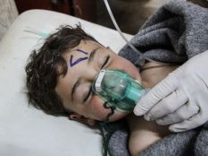 syria gas attack false flag