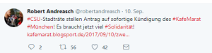 Besorgte Anti-Faschisten