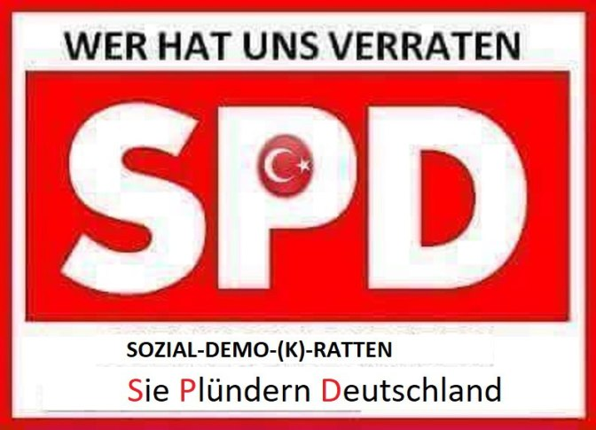 SPD-Parteitag der negativen Superlative – voll in die Fresse